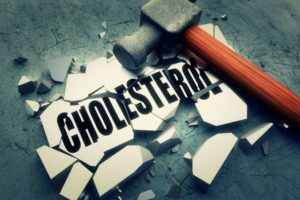 Don't Worry About Cholesterol