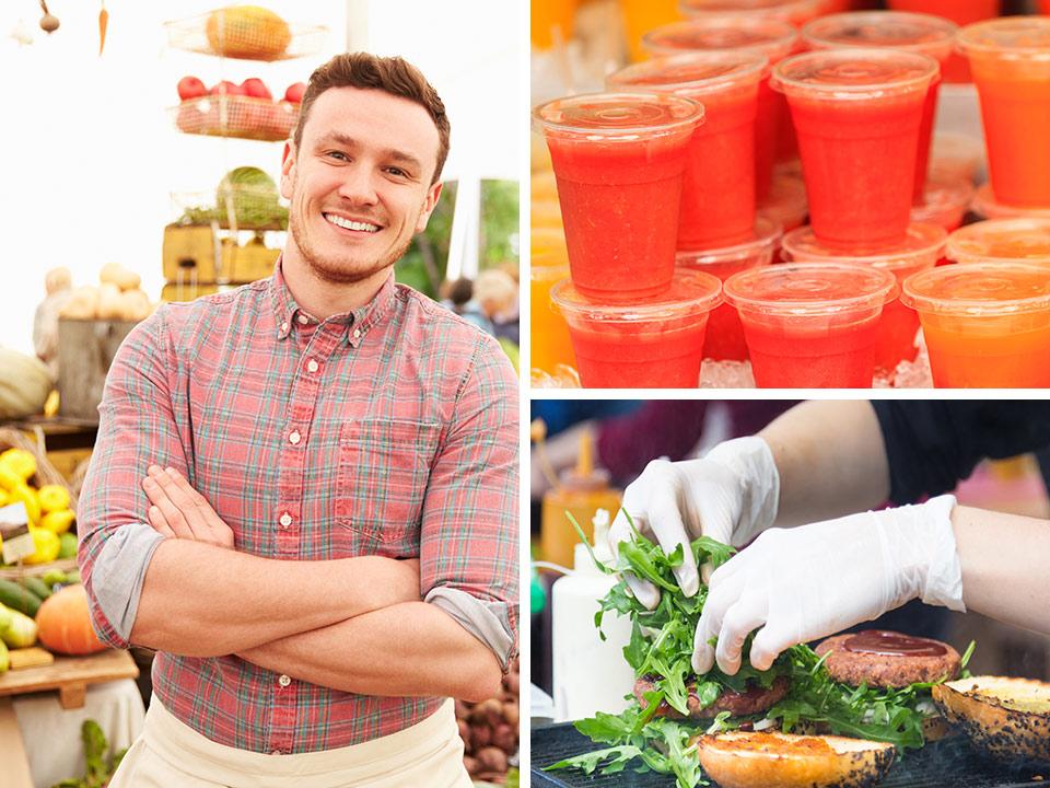Start Food Business