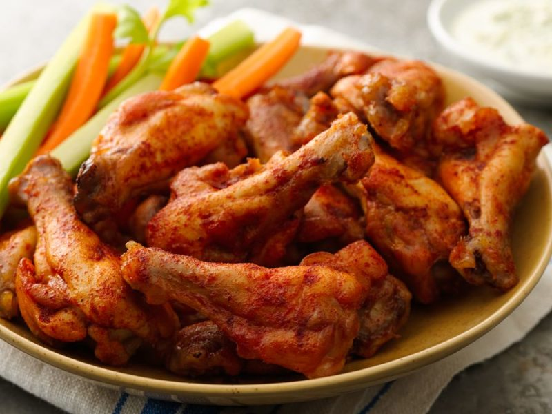 Cooking Chicken Wings Recipes