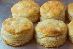 Buttermilk Biscuits Camping Recipe